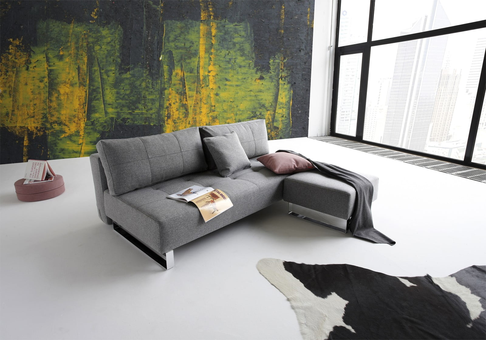 Supremax Deluxe Excess Lounger Sovesofa
